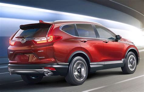 Best Honda Crv Model by 2020 Honda Crv Redesign Concept And Models Suggestions Car