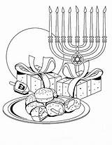 Hanukkah Coloring Pages Menorahs Sheet Print Monster They Greeks Into sketch template