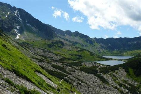 parc national de tatras le  beau parc de montagne en