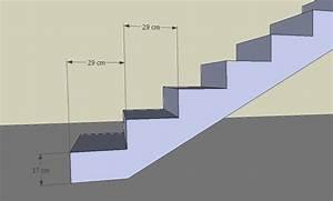 Stufen Berechnen : 6 sichere hinweise treppen selber bauen berechnen baubeaver ~ Themetempest.com Abrechnung