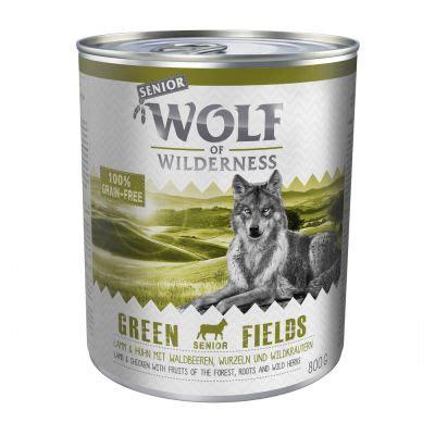hunde lieben wolf  wilderness  kg trockenfutter