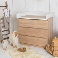 Malm Als Wickelkommode : naturholz wickeltischaufsatz f r ikea malm mandal brusali kommode babyzimmer pinterest ~ Markanthonyermac.com Haus und Dekorationen