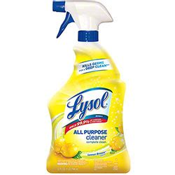 lysol floor cleaner msds sheet lysol 174 brand disinfectant all purpose cleaner 32 oz p