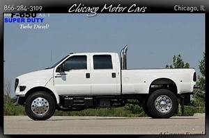 Sell Used 2000 Ford F650 Xlt Pickup Cat Turbo Diesel  Only