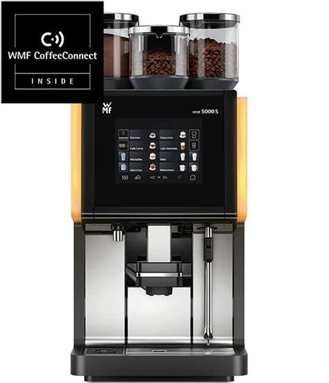 В мельбурне запустилась кофейня once alike coffee, где место бариста занял робот. WMF 5000 S | Maquinas de café espresso