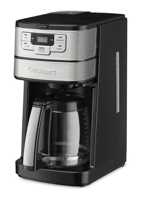 Great quality grinders characterize cuisinart coffee makers. Cuisinart Automatic Grind And Brew Coffee Maker How To Use - Image of Coffee and Tea
