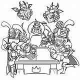 Clash Royale Coloring Sketchite Printable K5worksheets Template Log Worksheets Via sketch template