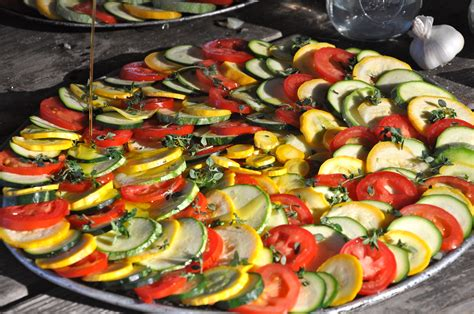 provencal cuisine provencal vegetable tian recipe dishmaps
