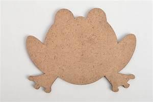 Figuren Zum Bemalen : madeheart holz rohling zum bemalen frosch figurine handgemacht geschnitzt aus sperrholz ~ Watch28wear.com Haus und Dekorationen