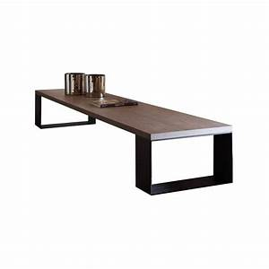 Table Ronde Ou Rectangulaire : table basse ronde ou rectangulaire mobilier design d coration d 39 int rieur ~ Melissatoandfro.com Idées de Décoration