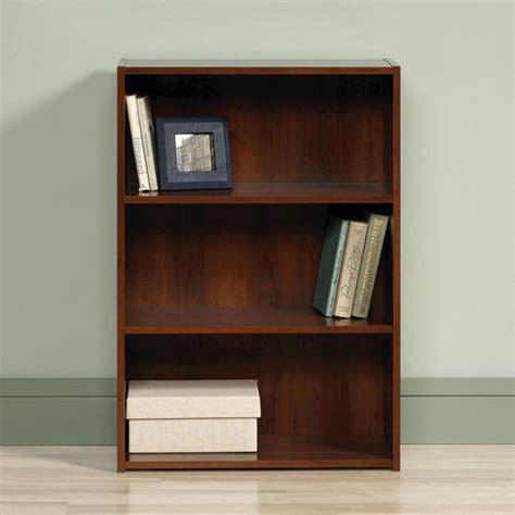 Sauder Beginnings Brook Cherry 3shelf Bookcase At Menards®