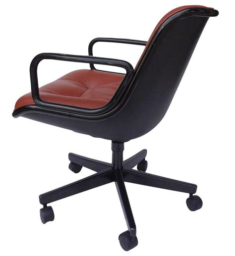 knoll pollock chair height adjustment executive chair by charles pollock for knoll for sale at