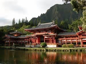 Buddhist Temple Oahu Hawaii