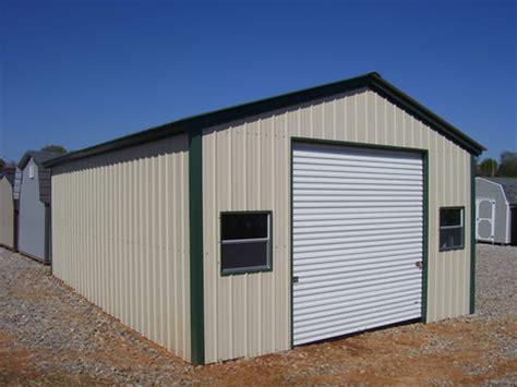 Steel Carports Oregon by Metal Garages Steel Garage Prices Packages