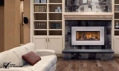 remplacer votre foyer au bois existant par  foyer au gaz