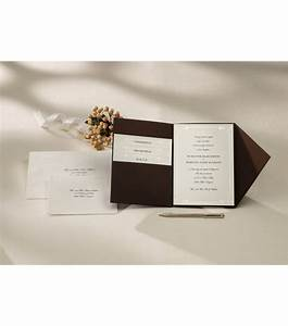 wiltonr 25 ct vintage ivory pocket invitation kit jo ann With wedding invitations joanns