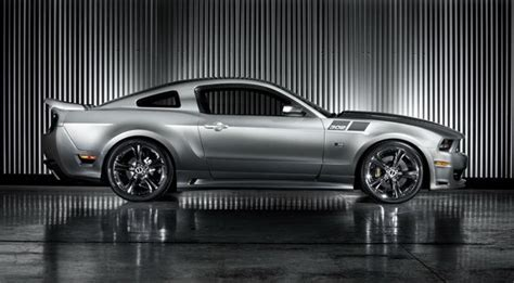 Saleen To Reveal New Mustang At Monterey Motorsports