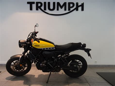 xsr 700 occasion yamaha xsr 700 2016 occasions moto motoplanete