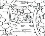 Ferris Wheel Coloring Printable Getcolorings Pages Getdrawings sketch template
