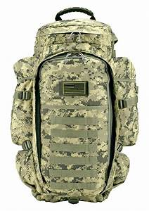 9 11 Tactical Full Gear Rifle Combo Backpack Black