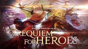 Final Fantasy XIV Update 45 Introduces New Quests And