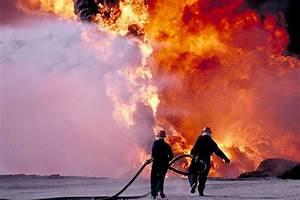 Kuwait Oil Field Restoration