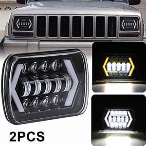 Buy Guide  Best Jeep Cherokee Xj Led Headlights