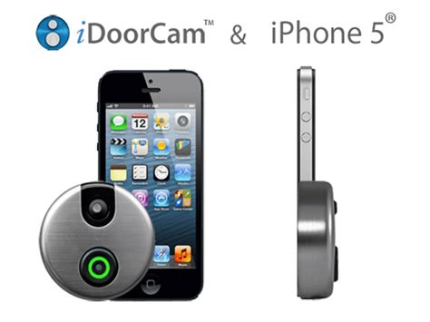 iphone door lock 5 cool iphone door locks and doorbells iphoneness