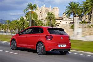 Polo 2018 Gti : all new sixth gen 2018 volkswagen polo hatchback 200 hp polo gti revealed ~ Medecine-chirurgie-esthetiques.com Avis de Voitures