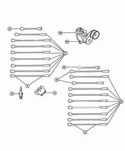 Dodge Caravan Spark Plug  Eight Cylinder  Plugs  Cables  Clutch