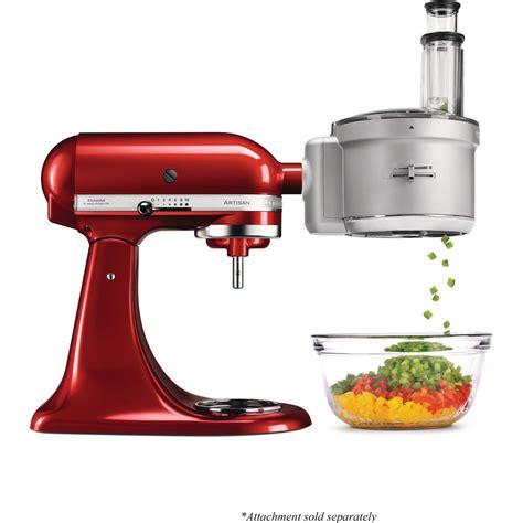 Kitchenaid Food Processor Chopper Attachment by Food Processor Attachment For Stand Mixer 5ksm2fpa