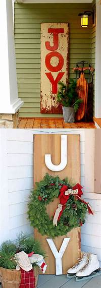 diy outdoor christmas decorations Gorgeous Outdoor Christmas Decorations: 32 Best Ideas ...