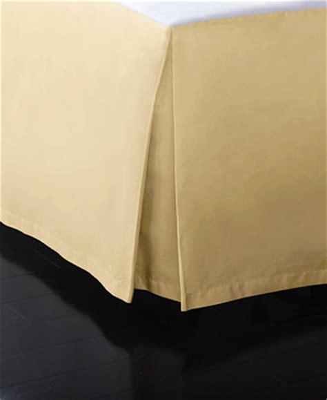 donna karan bedding collections macy donna karan home reflection gold dust king bedskirt