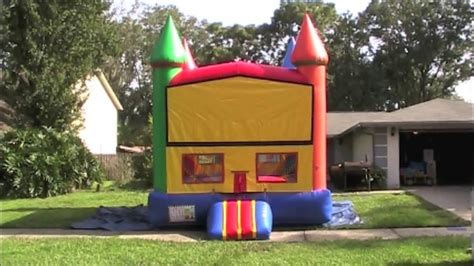 bounce house rentals ta florida bounce houses water