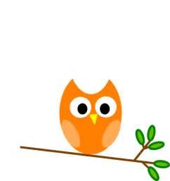 Owl Vector Clip Art