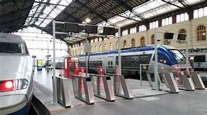 Gare En Mouvement Marseille : des portiques tgv montparnasse et marseille ~ Dailycaller-alerts.com Idées de Décoration