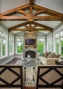72, Comfy, Modern, Farmhouse, Sunroom, Decor, Ideas