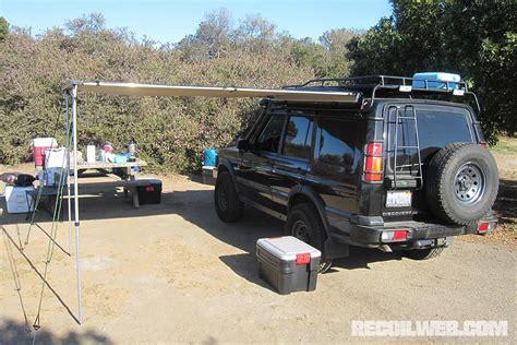 Recoil Range Truck