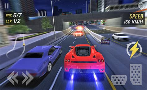 Turbo Fast City Racing For Android Download Apk Free