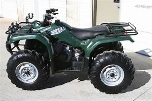 2007 Yamaha Grizzly 350 4wd