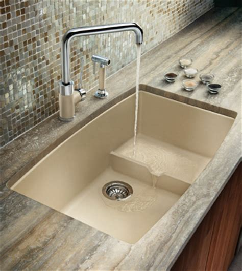 best way to clean granite composite sink advantages to buy a silgranit kitchen sink from blanco