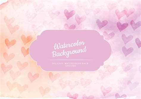 feminine background vector feminine watercolor background free
