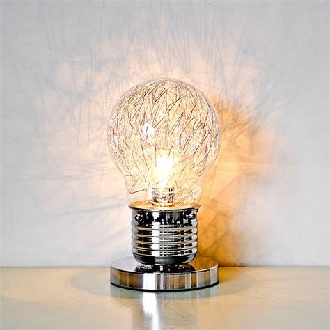giant light bulb table l light bulb shaped table lamp lh73t be fabulous