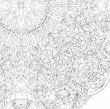 Geometric Coloring Complex Pages Printable Sheets Getdrawings Getcolorings sketch template