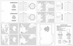 pinterest discover and save creative ideas With printable passport template for kids