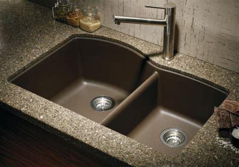 elkay faucets kitchen blanco 440177 1 3 4 bowl silgranit ii undermount