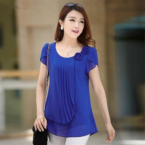 summer blouse 2017 chiffon blouse 2015 summer tops casual