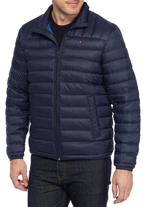 tommy hilfiger big  tall puffer jacket belk