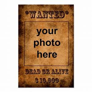39wanted dead or alive39 poster template zazzle With wanted dead or alive poster template free