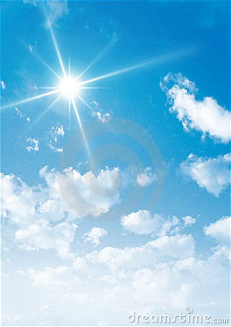 heaven clouds royalty  stock image image